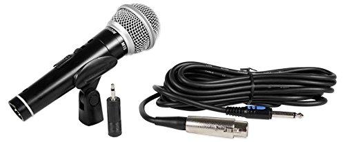 Samson Dynamic Microphone M10: - Microphone Samson Vocal Dynamic