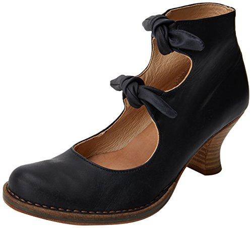 black Black Negro Suave Para Botines S608 Neosens rococo Mujer AUw8P0q