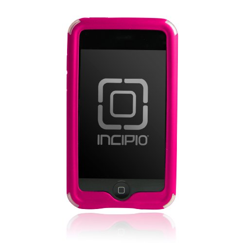 Incipio SILICRYLIC X Polycarbonate Case with Silicone Core for iPod touch 2G, 3G (Magenta)