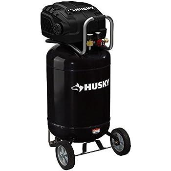 Amazon.com: 20 Gal. 175 psi Quiet Portable Air Compressor