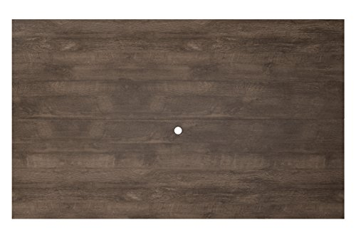 Midtown Concept TV Board, Distressed Brown
