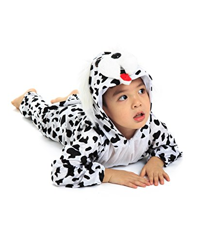 Astage Kids Animal Halloween Cosplay Onepiece Pajamas Outfit Homewear Robes Safari Costume -