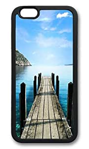 iPhone 6 Plus Case,VUTTOO iPhone 6 Plus Cover With Photo: Landscape Hd For Apple iPhone 6 Plus 5.5Inch - TPU Black