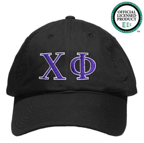 Chi Phi (Chi Phi) Embroidered Nike Golf Hat, Various Colors