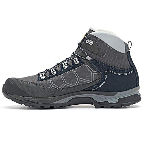 Hiking GRAPHITE Boot BLUEBERRY Men's Asolo Falcon GV xpnPvpTE