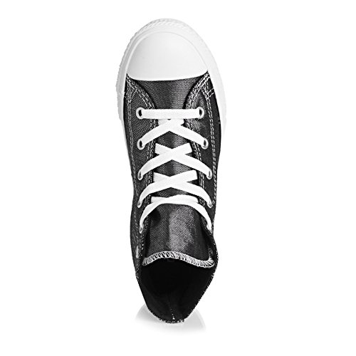 Converse Trainers - Converse Chuck Taylor All Star - Silver/black/white