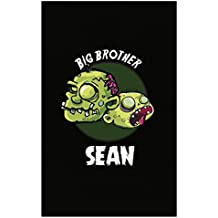 Halloween Costume Sean Big Brother Funny Boys Personalized Gift - Poster