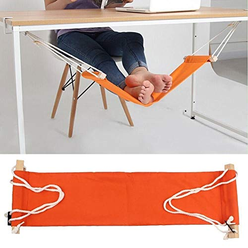 (SUN RDPP Traction Equipment Hammock Lazy Lightweight Nylon Portable Hammock Table Support Relieves Sore Feet and Used in Families)