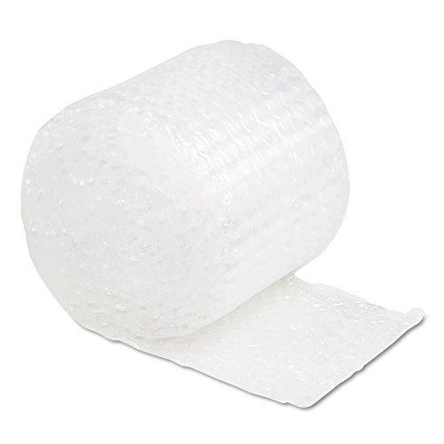 Sealed Air 15989 Bubble Wrap Cushioning Material 1/2-Inch Thick 12-Inch x 30 ft.