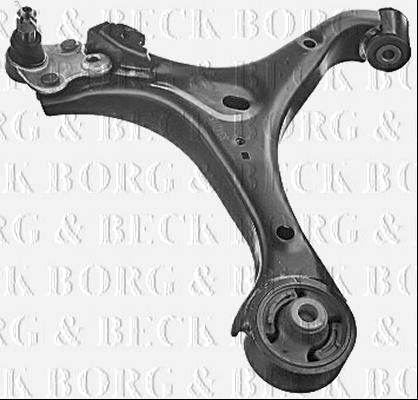 Borg & Beck BCA7314 Suspension Arm Front LH: