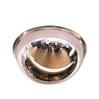 """SEE ALL Full Dome Convex Security Mirror, 18"""" dia., Sold ..."""