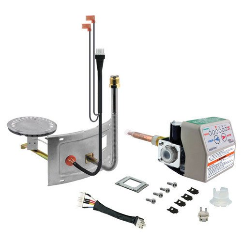 White Rodgers Burners (37E73A323 - White Rodgers OEM Water Heater LP Gas Valve & Burner Kit)