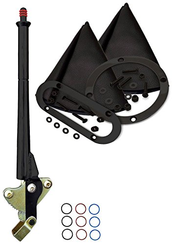 American Shifter 440274 Shifter Kit (FMX 6 E Brake Cable Clevis Trim Kit For DFBA9)