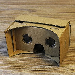 "Unpre(TM)DIY Google Cardboard Virtual Reality VR Mobile Phone 3D Viewing Glasses for 5.0"" Screen Google VR 3D Glasses AY028-SZ"