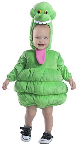 Princess Paradise Baby Boys' Ghostbusters Slimer Deluxe Costume, As As Shown, 3T-4T]()