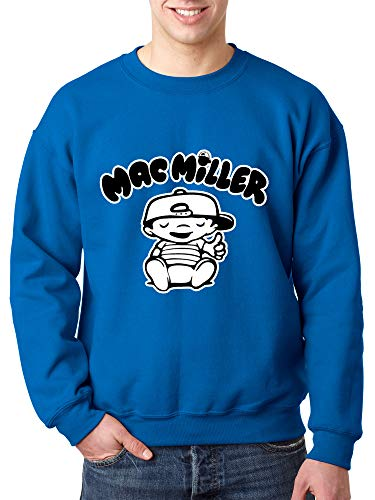 New Way 961 - Crewneck Mac Miller RIP Rapper Hip-Hop for sale  Delivered anywhere in Canada