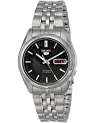 Seiko Mens SNK361 Automatic Stainless Steel Watch