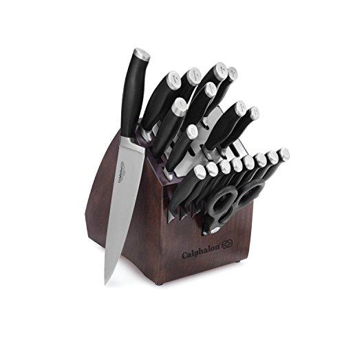Calphalon Contemporary Self-sharpening 20-piece Knife Block Set, with SharpIn Technology by Calphalon (Image #2)