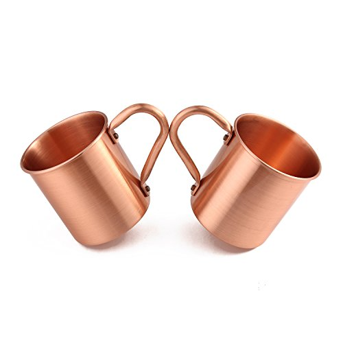 Magisor 100% Pure Copper Moscow Mule Mug (Set Of 2)(14.5 OZ) by Magisor (Image #7)