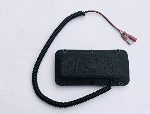 Light Brake Switch Golf - Huskey Universal Golf Cart Brake Light Switch/Brake Pad for Club CAR EZGO Yamaha