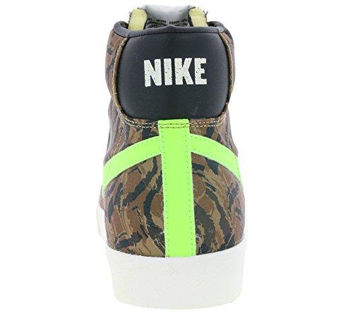 Nike - Zapatillas de Material Sintético para hombre * camuflaje