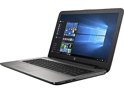 "HP 17-X019CY Turbo Silver 17.3"" Notebook, HD+ Display, Intel N3710 Quad-Core, 4GB DDR3, 1TB SATA, 802.11ac, Win10H (Certified Refurbished)"