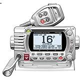 STANDARD HORIZON GX1800GW White 25W VHF/GPS/Second Station Explorer Series