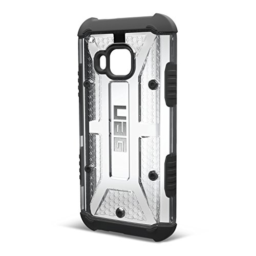 URBAN ARMOR GEAR [UAG] Feather-Light Composite [Ice] Military Drop Tested Phone Case for use with the HTC One M9