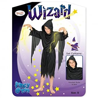 Wizard Costume: Amazon.co.uk: Clothing