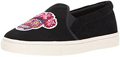 Soludos Women's Day of The Dead Sneaker