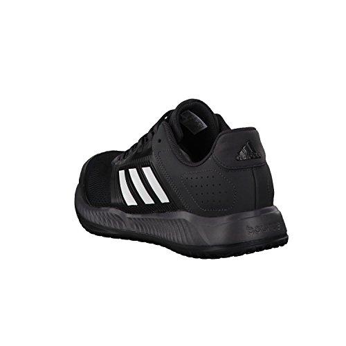 adidas ZG M - Zapatillas de deporte para Hombre, Negro - (NEGBAS/FTWBLA/NEGUTI) Core Black/Ftwr White/Utility Black
