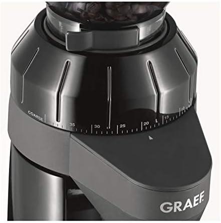Espressomühlen für Siebträger Espressomaschinen: Graef CM 802 Mühle für Siebträger
