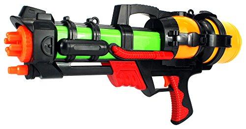 Velocity Toys 006-VT Toy Water Gun (Toy Pink Pump Action Shotgun)