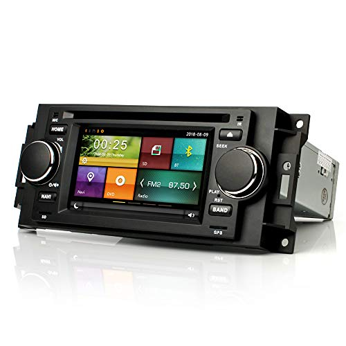 navigation system chrysler 300 - 5