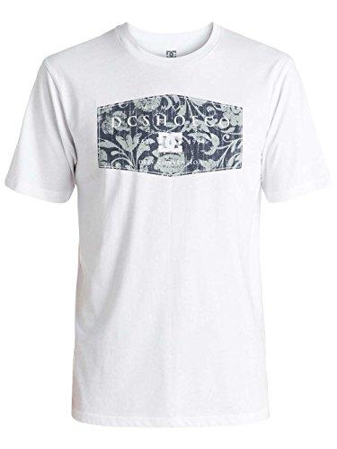 Herren T-Shirt DC Regal Rags Roun T-Shirt