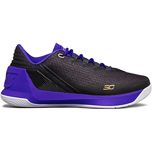 3 Basketball Armour Men's UA 1286376 Under 016 Low Shoes Curry ZYvqTxUx
