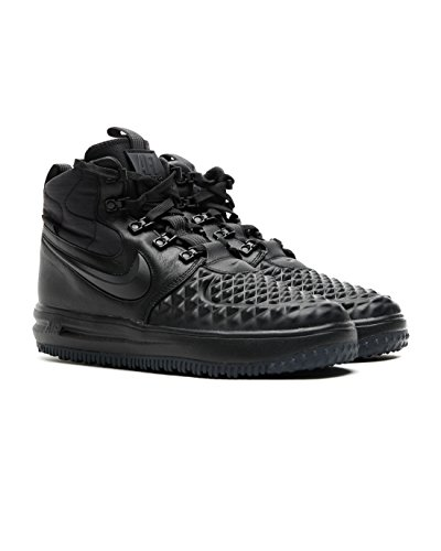 Nike Kid's LF1 Duckboot 17 GS, Black/Black-Anthracite, Youth Size 4.5 by Nike (Image #1)