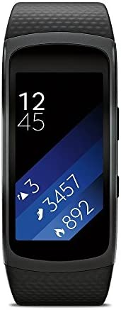 Samsung Gear Fit2 SmartWatch (Renewed) (Large)