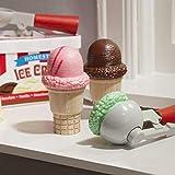 Melissa & Doug Scoop and Stack Ice Cream Cone