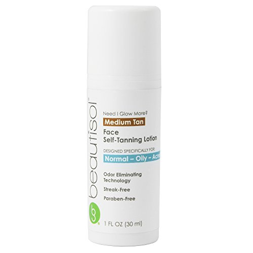 Beautisol Need I Glow More? Sunless Face Tanner for Oily Ski