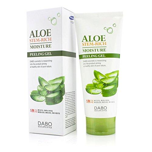 Dabo Aloe Stem-Rich Moisture Peeling Gel 180ml/6oz