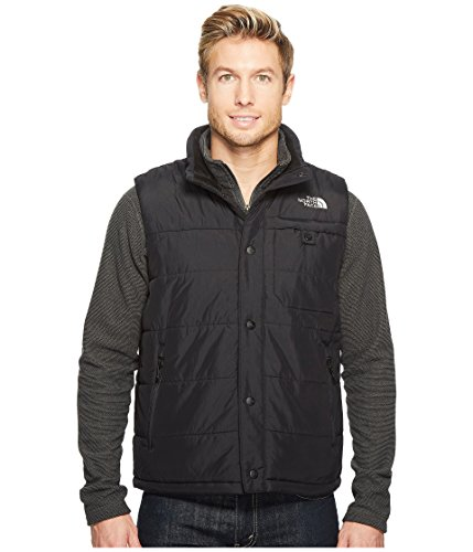 The North Face Sleeveless Vest (The North Face Mens Harway Vest TNF Black - M)