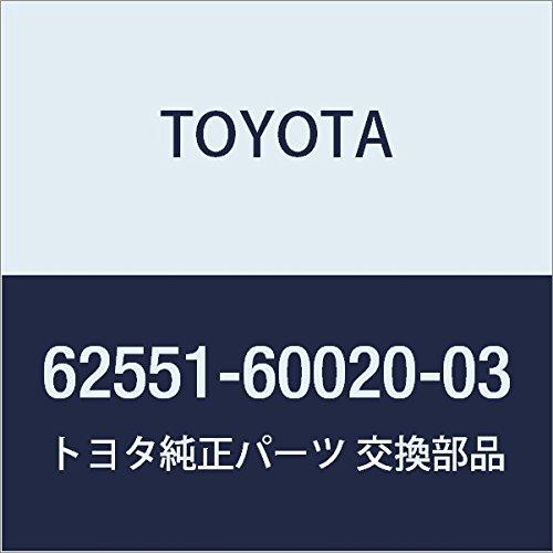 TOYOTA 62551-60020-03 Seat Garnish