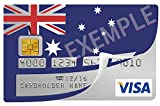 DECO-IDEES Credit Card Sticker - Bank