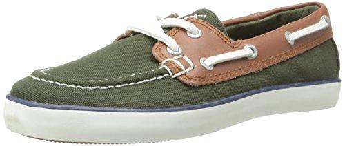 Polo Ralph Lauren Kids Sander-CL Boat Shoe (Toddler/Little Kid/Big Kid)
