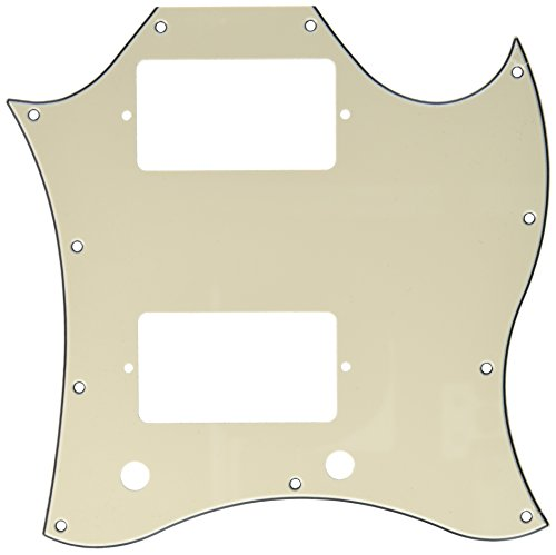 3-ply Pickguard for Gibson SG Standard Guitar - 5