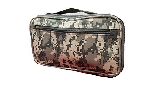 Deluxe Heavy Duty Travel Kit Organizer Or