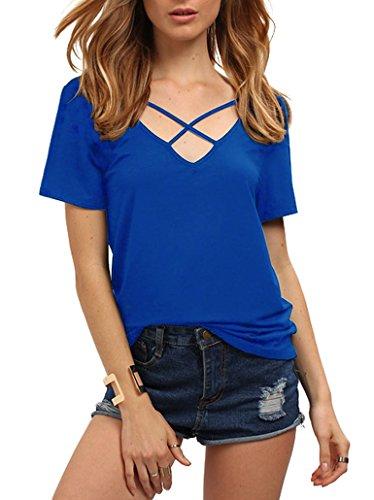 Xxl Blue T-Shirt - 2
