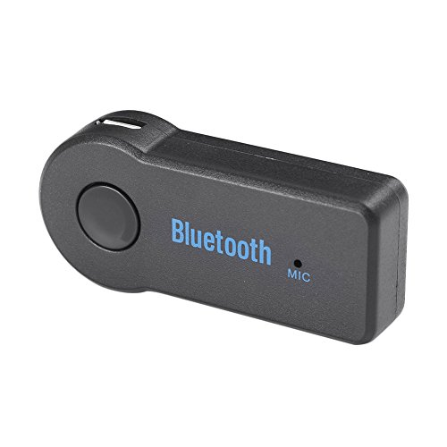 Timmart Mini Wireless USB Bluetooth Audio Connector Car AUX Audio Stereo Music Receiver Adapter