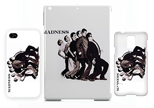 Madness one step Beyond iPhone 4 / 4S cellulaire cas coque de téléphone cas, couverture de téléphone portable
